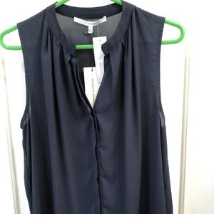 STITCH FIX Collective Concepts Large NWT Navy NEW